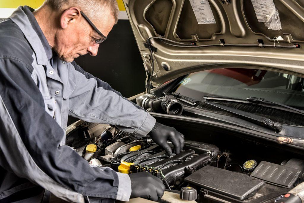 Przegląd Renault w Serwis RENO MAX