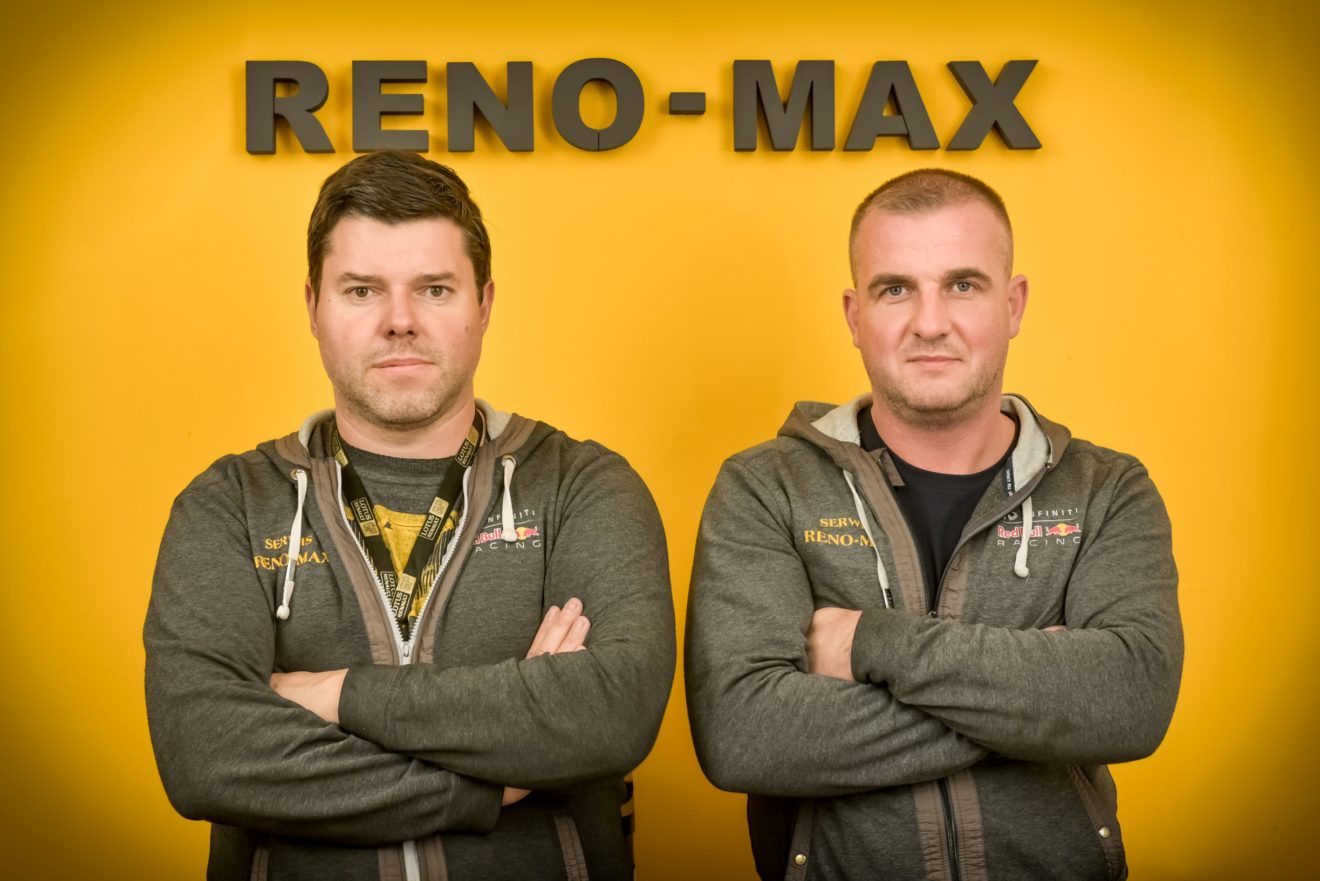 Właściciele Serwis RENO MAX - o nas
